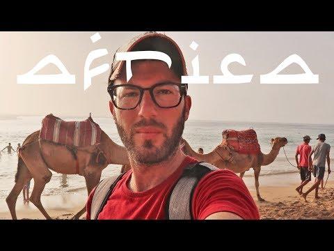 Dos días ÉPICOS en ÁFRICA - Pablo Imhoff