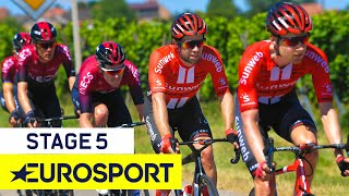 Tour de France 2019 | Stage 5 Highlights | Cycling | Eurosport
