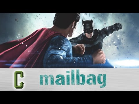 Collider Mail Bag - Is Batman Overshadowing Superman In Batman V Superman?