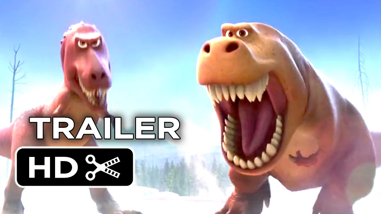 the good dinosaur teaser trailer 2015 pixar movie hd youtube