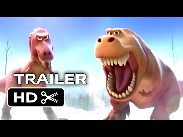 The Good Dinosaur Teaser Trailer (2015) - Pixar Movie HD
