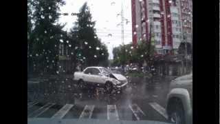 Подборка ДТП / Лето 2012 / Часть 15 - Car Crash Compilation - Part 15