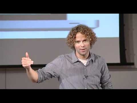 TEDxCentralSaintMartins - Tom Hulme - Designing for Emergenc