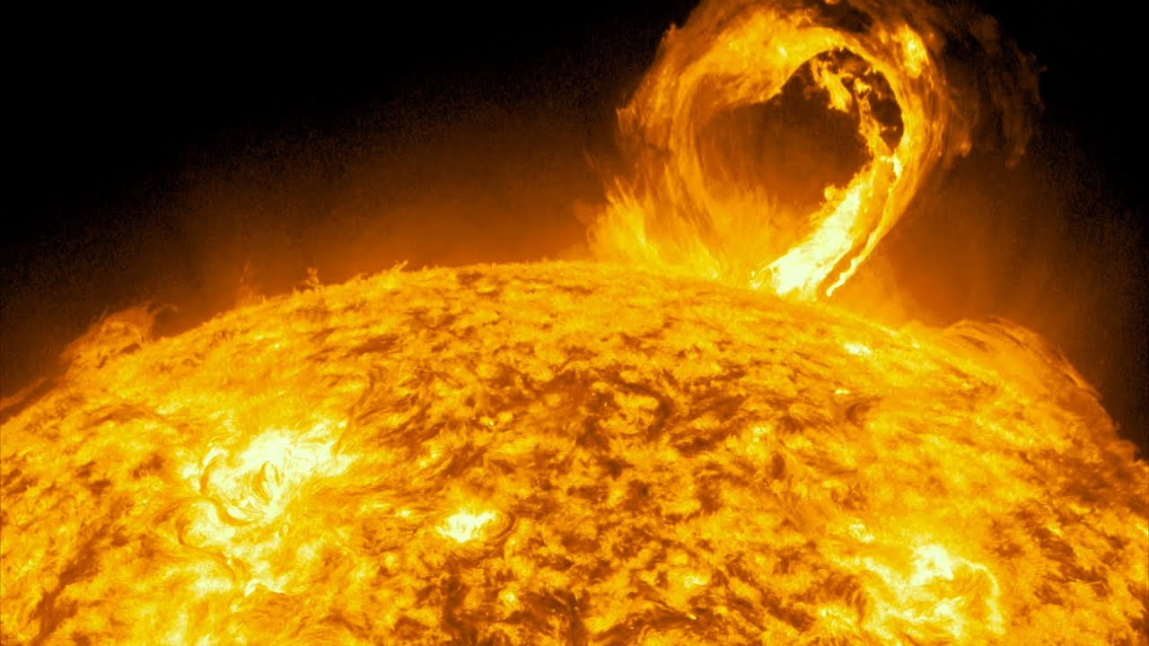 danger from solar storms - photo #11