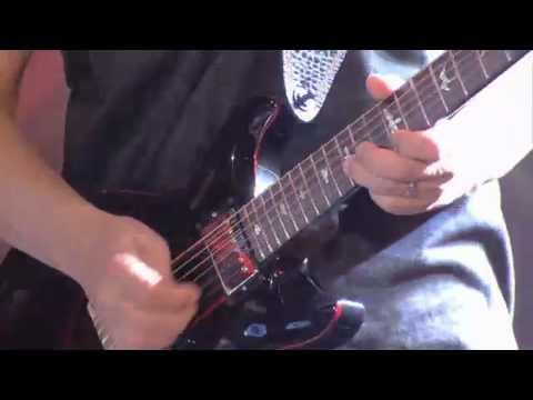 Santana performs