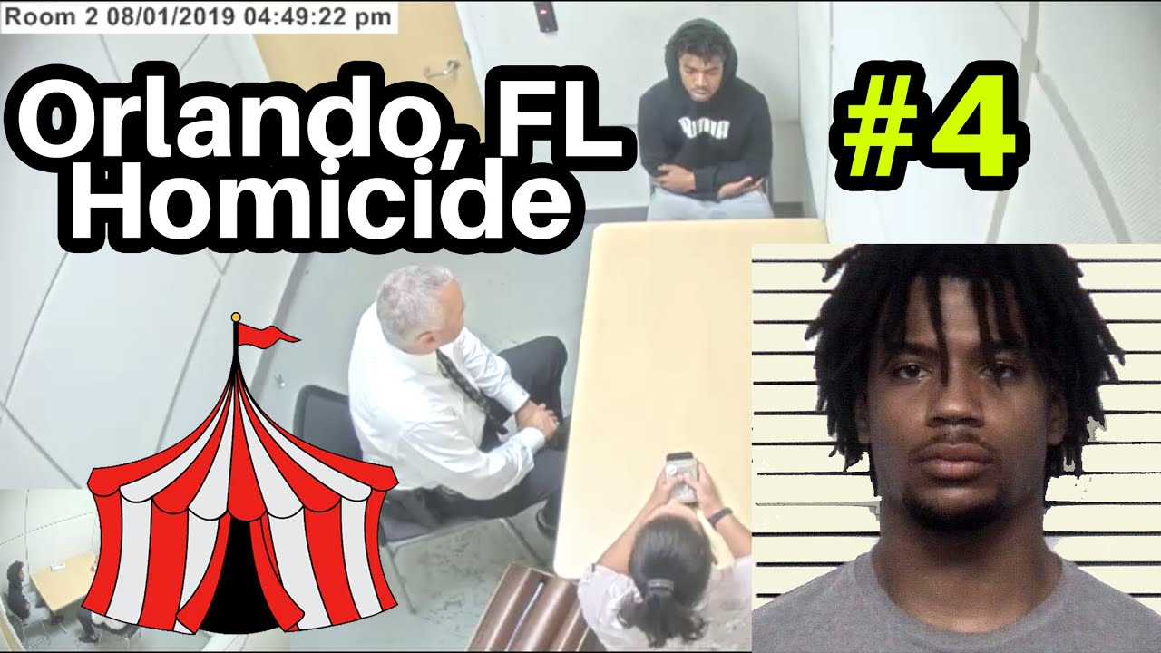 Download The Interrogation of Kionni Ford Witness or Accomplice?- Orlando people Arrested NEW SERIES #4