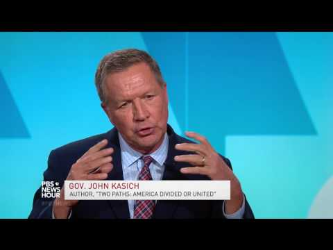 John Kasich: Nothing works if we're always fighting