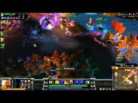 League Replay! Lore Breaker (Nov. 19, 2011)