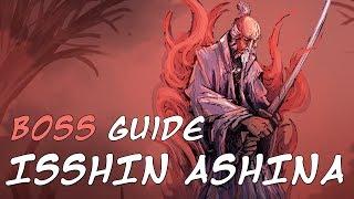 Isshin Ashina Boss Fight Guide - Sekiro Shadows Die Twice