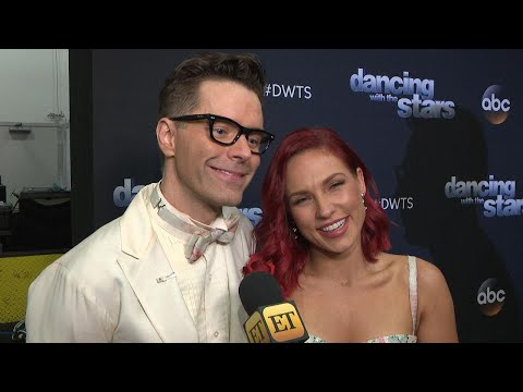 sharna dating dwts