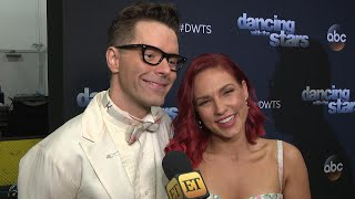 DWTS: Sharna Burgess Admits She's Mad at Bobby Bones for 'Flossing' (Exclusive)