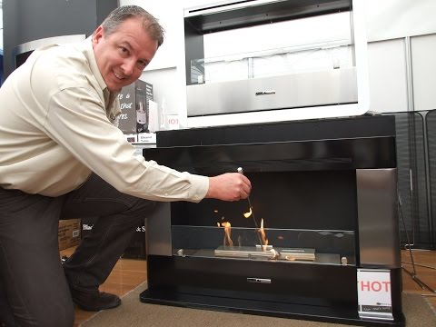 Grand Designs Live - natural flame heating
