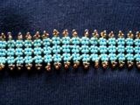 african pondo stitch tutorial