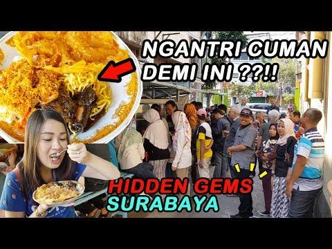 antri-banget!!-nasi-madura-hits-surabaya,-sambelnya-bikin-nagih!!---warung-kongde-mbak-may