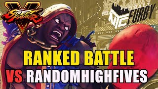 Video [SFV] Online Ranked - RandomHighFives (Balrog) vs TS Sabin (Dhalsim) [4K/60fps] download MP3, 3GP, MP4, WEBM, AVI, FLV Oktober 2018
