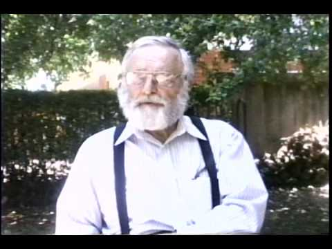 Thomas Richard Costello Sr. Interview Part 1 of 4