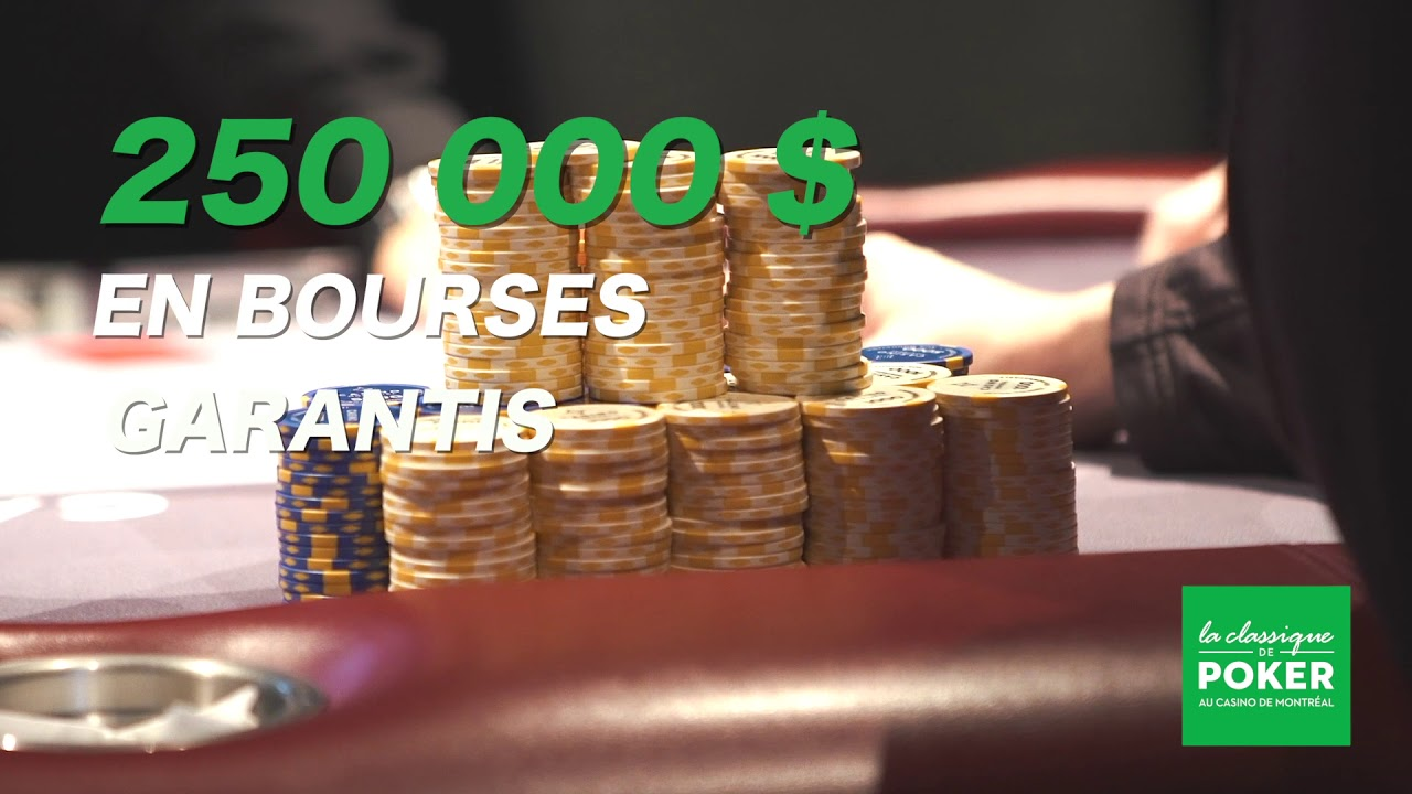 Poker Casino De Montreal