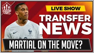 Martial Offered Man Utd Exit Route! Man Utd News Now