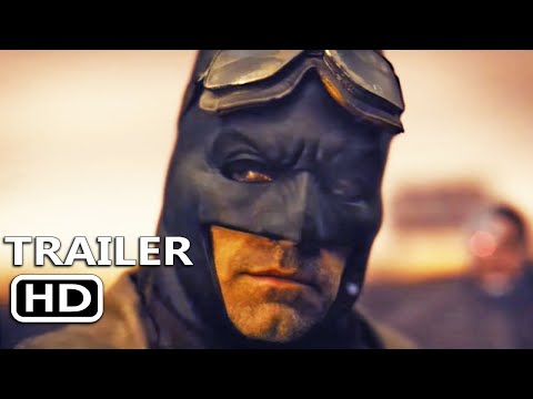 JUSTICE LEAGUE: THE SNYDER CUT Trailer (2021)