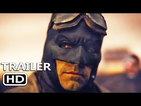 JUSTICE LEAGUE: THE SNYDER CUT Trailer (2021)