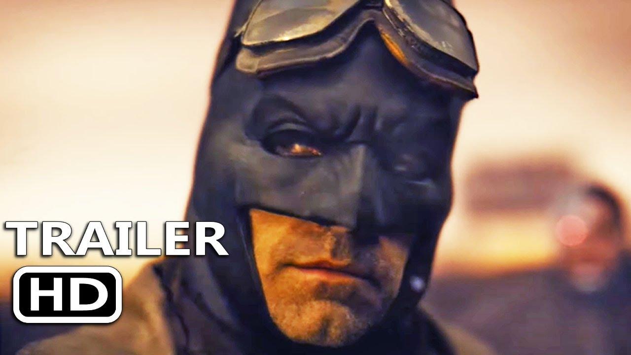 'Justice League' Snyder Cut trailer: Watch it now