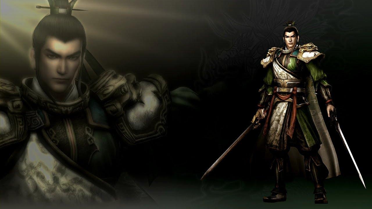 Dynasty Warriors 4 Xtreme Legends Sun Shang Xiang: Liu Bei