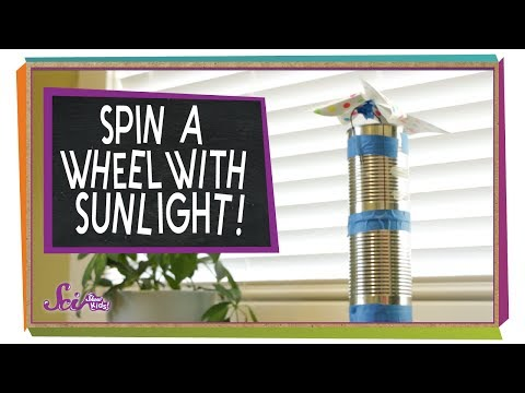 The Power of Sunlight! | Science Project for Kids