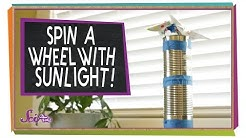 The Power of Sunlight!   Science Project for Kids
