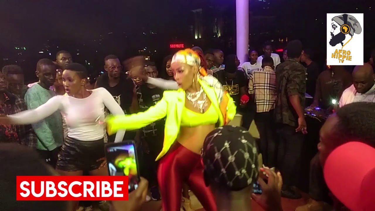 Download NINA ROZ PERFORMING AT NBS KATCH UP. 🔥🔥❤