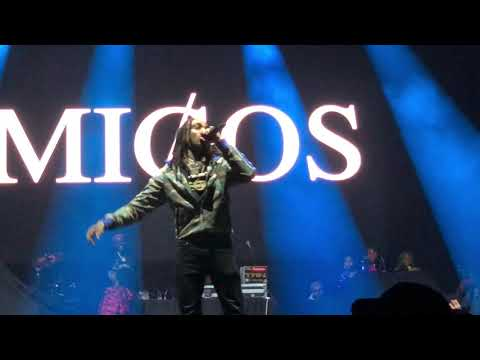Migos in St Louis 2017