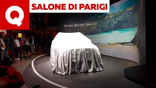 La nuova Mercedes GLE si svela a Parigi 2018!