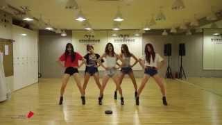"EXID (이엑스아이디) - ""위아래 (UP&DOWN)"" Sexy Ver. Dance Practice Ver. (Mirrored)"