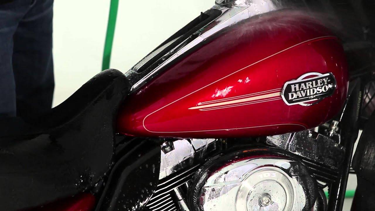 05ce04cc Whiskey River Harley-Davidson's Sunwash Bike Soap - YouTube