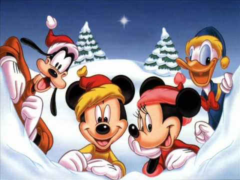 Disney - Santa Clause is coming to town