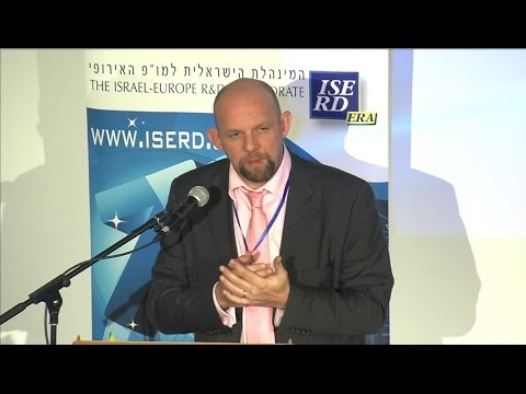 H2020 Israel Launch Event - J.D. Malo - 3.2.14 - אירוע השקת הורייזן 2020 - ז'אן דויד מאלו