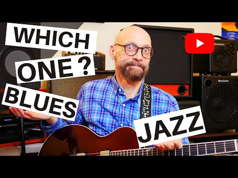 Which One - Blues or Jazz?