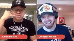 How to generate $10k per month retainers through referrals | Aaron Beltran Interview