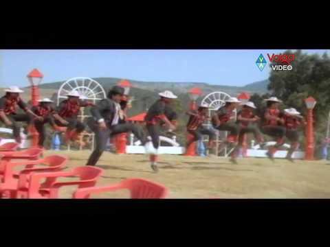 Gharana Mogudu Songs - Pandu pandu - Chiranjeevi, Nagma - HD