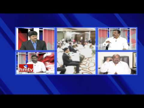 Debate on Ratan Tata adopts 264 AP Villages | Cheap Liquor Policy in TS | HMTV News Analysis