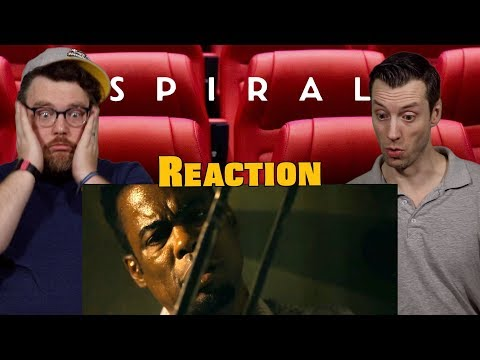 Spiral – Teaser Trailer Reaction