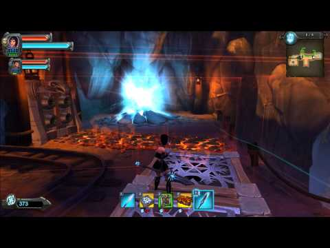 Играем в Orcs Must Die 2 Дуэт Mr.Dias and Mr.Serious