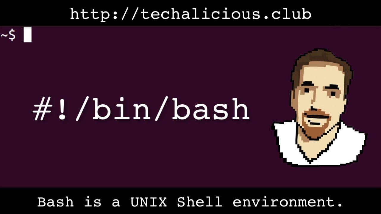 Bash Bourne Again Shell Tutorial Series V1 0 Am I Running Bash Youtube