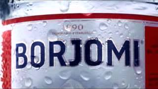 видео Borjomi —газированная вода вулканического происхождения из Грузии