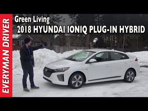 2018 Hyundai Ioniq Plug-In Hybrid on Everyman Driver