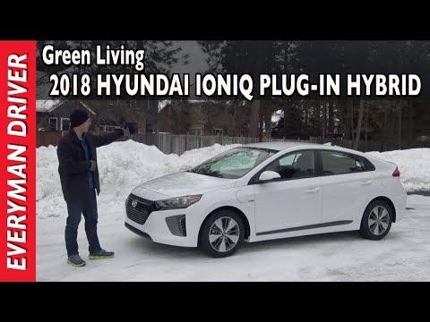 Here's the 2018 Hyundai Ioniq Plug-In Hybrid on Everyman Driver