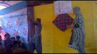 very beautiful pakistani Girl Dancing With boy in Balochi song 03113066066