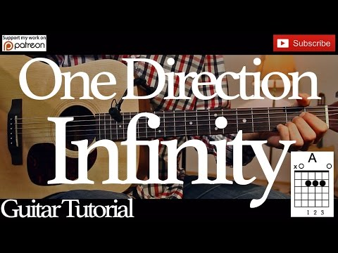 Infinity piano chords - One Direction - Khmer Chords