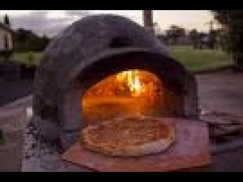 DIY Cheap Exercise Ball Pizza Oven