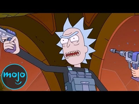 Top 10 Cartoon Characters that Should Be in Prison