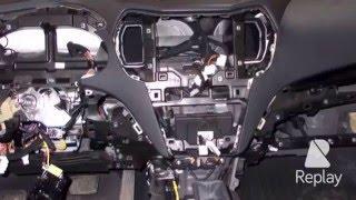 Hyundai Santa Fe - Шумоизоляция и Антискрип со снятием торпеды(, 2016-02-26T13:12:25.000Z)